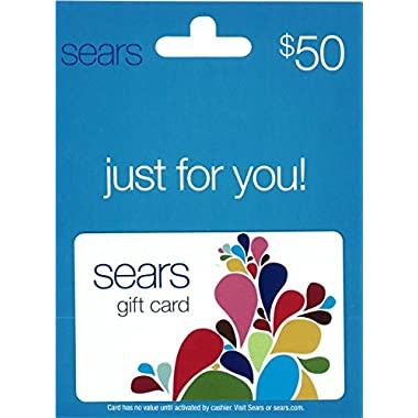 Sears Fashion $50 Gift Card