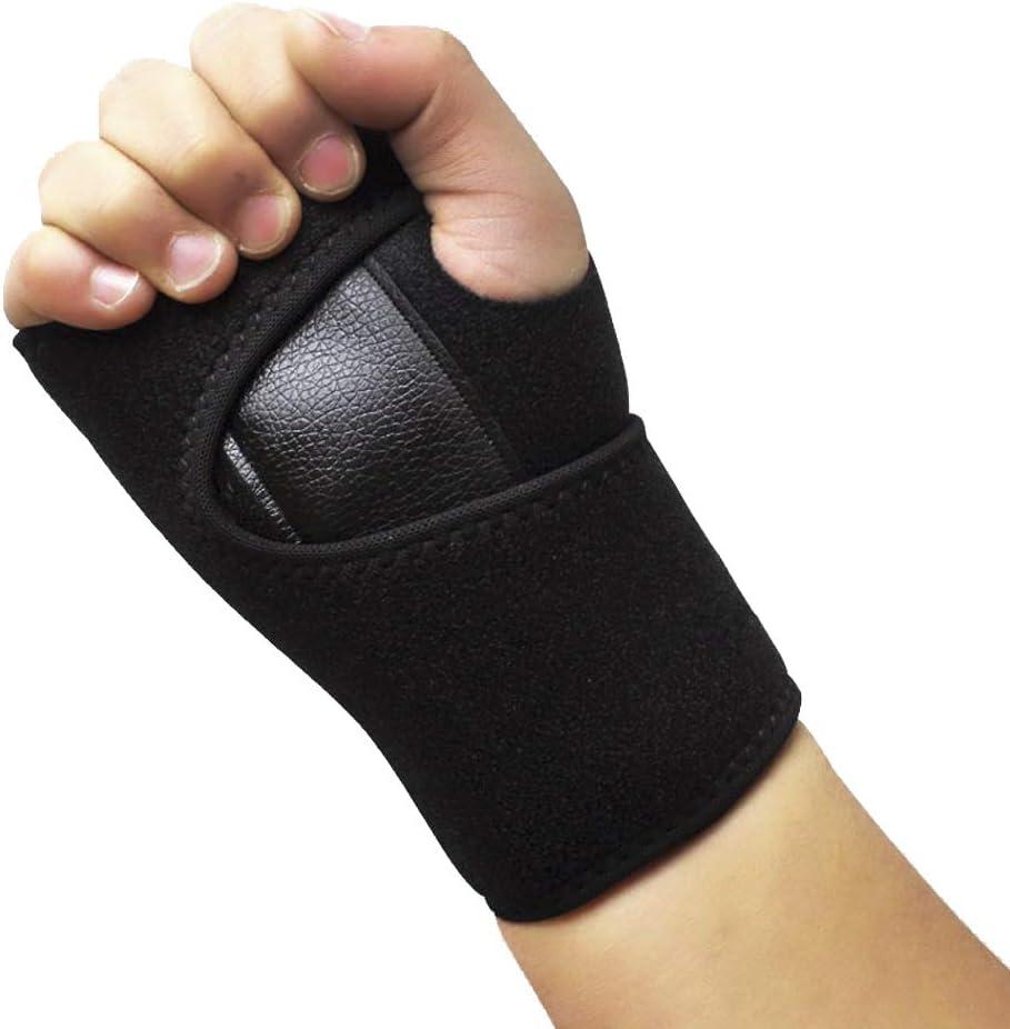 Wrist Brace Protector for CTS RSI Tendinitis Arthritis Wrist Joint Pain Sprain Recovery Hand Metal Splint Brace EULANT Wrist Splint Support