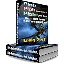PLOB Trilogy - Humorous Fantasy: The first THREE books in ONE Great Package