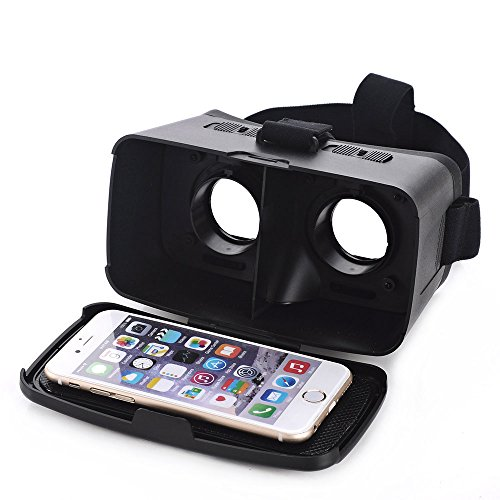 830b4637616 Andoer CST-06 Google Cardboard Version 3D VR Glasses Virtual Reality DIY 3D  VR Video