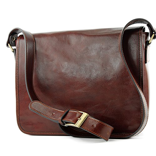 Fashionfashion Handbag Models Braun Italian Leather Leather A001 Shoulder Medium Of Handbag Sizes 3 Bag A001 rwq8nrpHI