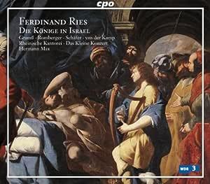 Die Konige In Israel Oratorio