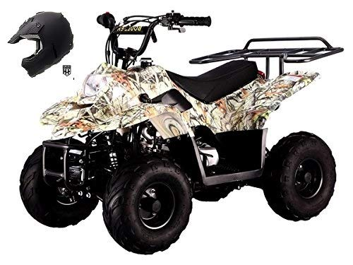 110cc ATV 4 Wheeler Fully Automatic For Kids By Mountopz