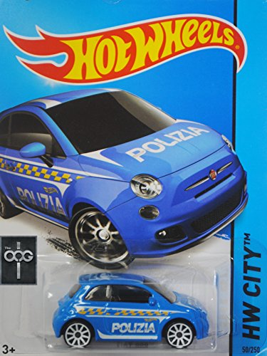 hot-wheels-2015-hw-city-fiat-500-light-blue-polizia-die-cast-vehicle-50-250