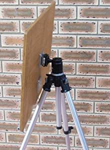 Amazon Com Camera Tripod Easel Mounting Bracket Camera Amp Photo