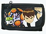 Ben 10 Wallet - Kid Trifold Wallet (Black)