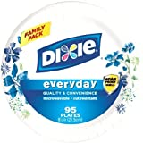 Dixie Plates, Meadow Breeze - 8.5 in - 95 ct by Dixie