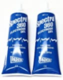 Spectra 360 Electrode Gel - Parker Laboratories - 8.5 oz Tube - (Pack of 2)