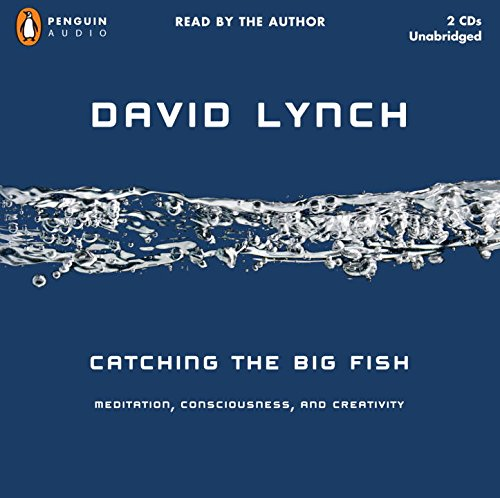 Catching the Big Fish: Meditation, Consciousness, and Creativity by Penguin Audio