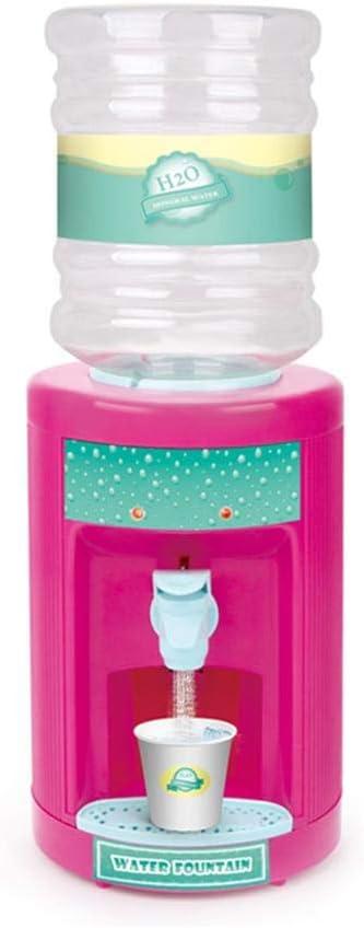Dream-cool Niño Mini Juguete Dispensador de Agua, Cocina Jugar a Casa Muñeca Juguetes Mini Enfriador de Botellas Beber Electrodomésticos pequeños para niños Niños y niñas Special Normal New 2019: Amazon.es: Deportes y