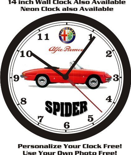 Buy alfa romeo clock