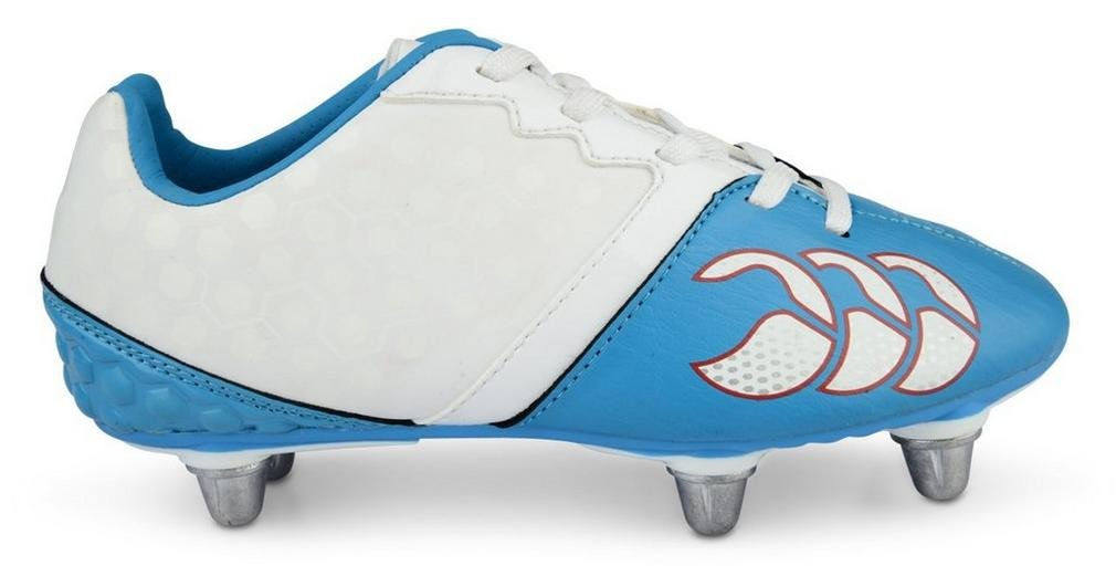 CANTERBURY Phoenix Club 6 Stud Bota de Rugby Junior Blanco 33