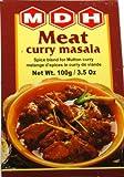 MDH ミートカレーマサラ 100g 1箱 チャイバック1包付き Meat curry masala スパイス ハーブ 香辛料 調味料 ミックススパイス 業務用