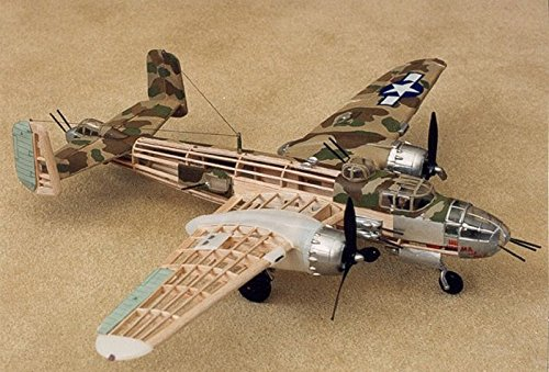 Guillow's North American B-25 Mitchell Model Kit by Guillow (Image #2)