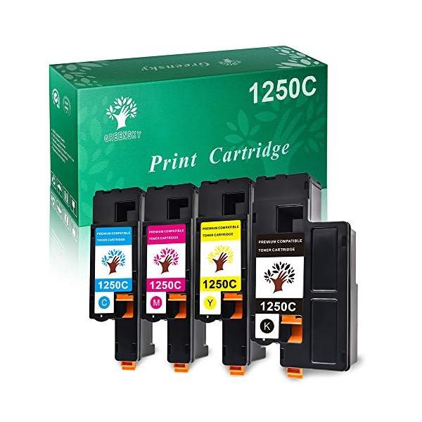 Dell color laser printer cartridges