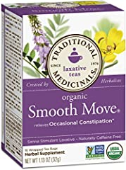 Personality: Confident and empowering, a relief to be around. Herbal Power: Relieves occasional constipation, generally produces a bowel movement within 6-12 hours. Reason to Love: Just about everyone experiences constipation occasionally-- u...