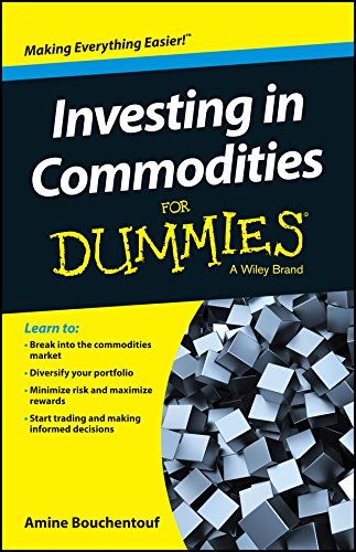 Investing In Commodities FD  For Dummies