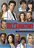 Grey's Anatomy: Season 3 (Seriously Extended)