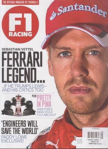 F1 Racing Magazine June 2017