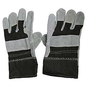 Per4mer Cuff Gloves Pack Of 12 Pairs - Black/gray