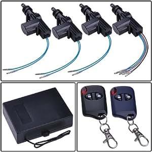 Amazon Com Megabrand 4 Door Power Lock Conversion Kit W