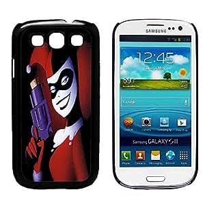 Harley quinn Batman Galaxy S3 Phone Case