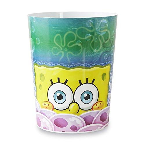 Kids Wastebaskets (SpongeBob Wastebasket - Jellyfishing Friend)
