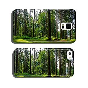 forest glade in shade of the trees cell phone cover case iPhone6