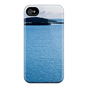 Top Quality Protection Kornati Islands Case Cover For Iphone 4/4s