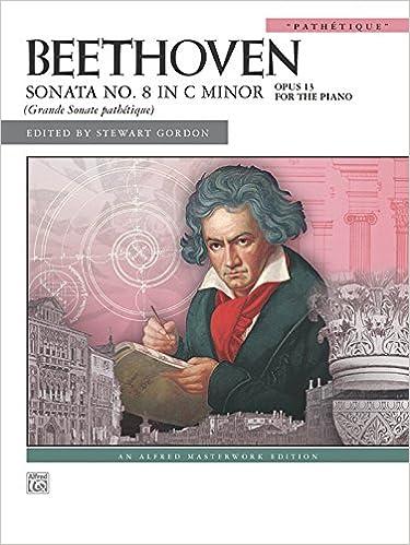 sonatina in a minor sheet alfred masterwork edition