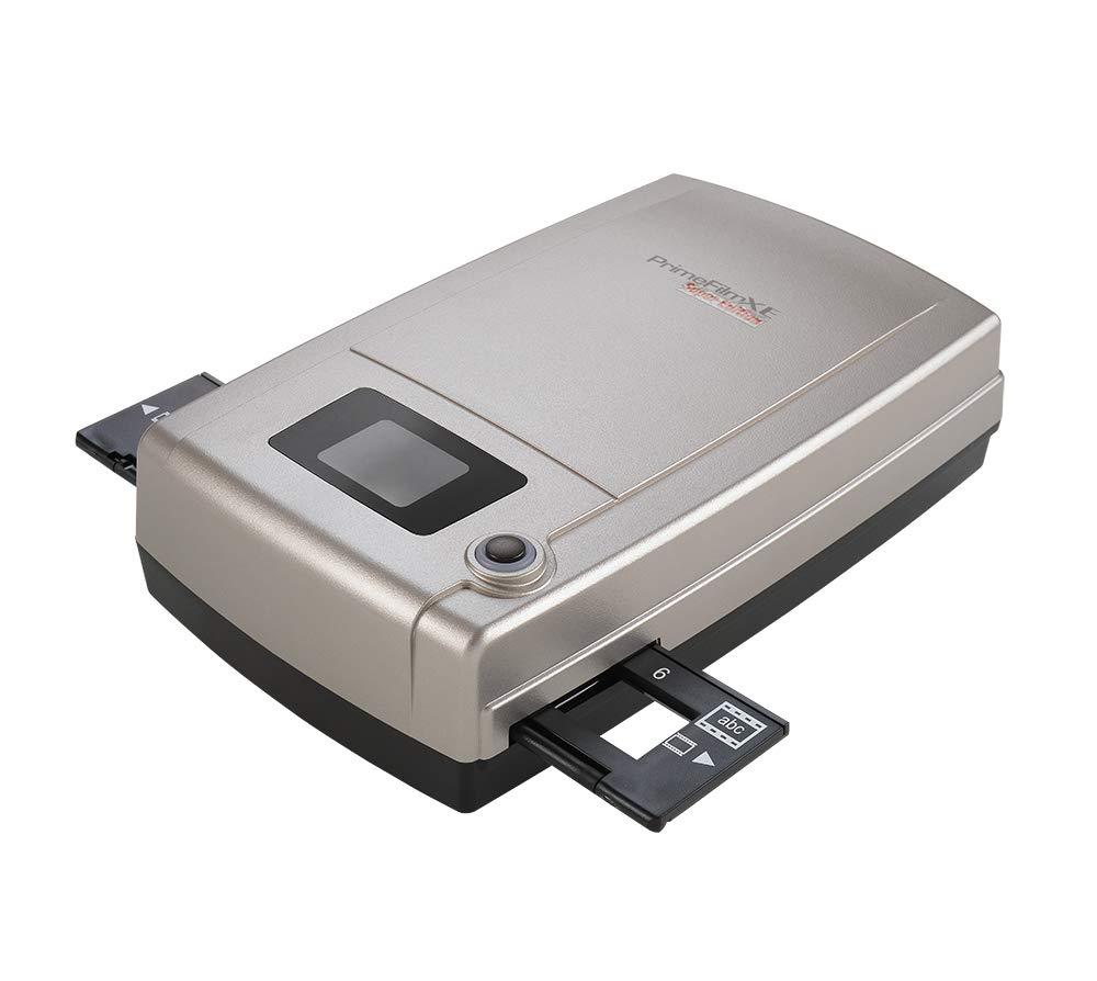 Pacific Image PrimeFilm XEs 35mm Film & Slide Scanner - 3-line RGB Linear CCD Sensor, 10,000 x 10,000 dpi, 48-bit by Pacific Image