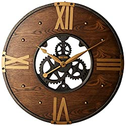 Howard Miller 625650 Murano Wall Clock, Special Reserve