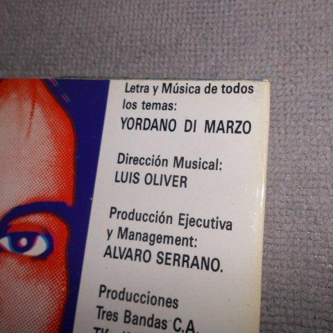 Yordano, Yordano Di Marzo - Yordano, De Sol A Sol Label: Sonografica , 10.342-L Format: Vinyl, LP, Album Country: Venezuela Released: 1992 Genre: Latin ...