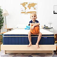 Sweet night Twin mattress in a box, smartly shipped to your door for easy set up. -no risk - we will supply you with the best price of mattress. We are the maker, no channel cost, real quality at half Price. - our bed mattress supports 10 yea...