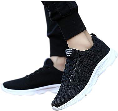 Mujer Gimnasia Ligero Sneakers Zapatillas de Deportivos de ...