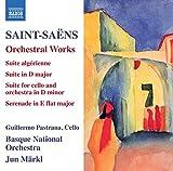 Saint-Saens: Suite algerienne, Op. 60 - Suite in D major, Op. 49 - Suite for cello and orchestra in D minor, Op.16bis - Serenade in E flat major, Op.15