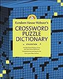 Best Crossword Puzzle Dictionaries - Random House Webster's Crossword Puzzle Dictionary, 4th Edition Review