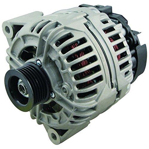 New Alternator For 2004-2008 Chrysler Crossfire 3.2L V6 /& 01-05 Mercedes-Benz C240 C320 CLK320 SLK32 SLK320 3.2L 011-154-64-02 SG12B023 439298 437224 2542319