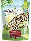 Organic Fava Beans by Food to Live (Broad Beans, Non-GMO, Kosher, Raw, Sproutable, Dried Vicia Faba, Bulk Seeds, Product of the USA) — 3 Pounds