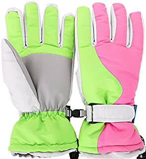 Simplicity Women's 3M Thinsulate Waterproof Outdoors Ski Gloves (B00RGH2EAO) | Amazon price tracker / tracking, Amazon price history charts, Amazon price watches, Amazon price drop alerts