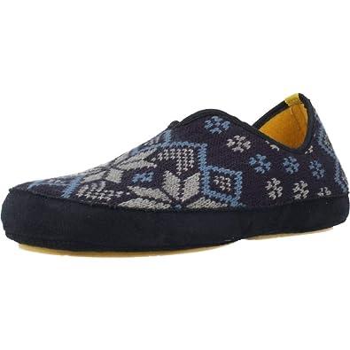 Zapatillas de Estar por casa de Hombre, Color Azul, Marca NORDIKAS, Modelo Zapatillas De Estar por Casa De Hombre NORDIKAS 9886 Azul: Amazon.es: Zapatos y ...