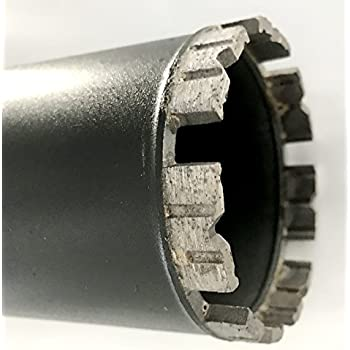 Renewed Concord Blades CBD03500HP 3-1//2 Inch Laser Welded Dry//Wet Diamond Core Drill Bit