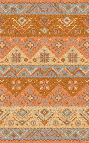 Amazon.com: 5 x 8 southwestern Naive dorado Haze Amarillo ...