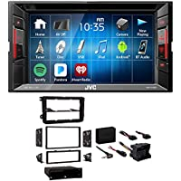 JVC DVD Player Monitor w/Bluetooth/USB/iPhone/Android For 2016 Volkswagen Passat