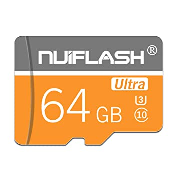 y2y3zfal NUI Flash Super Speed C10 Transmisión Micro SD TF Tarjeta ...