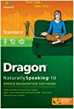 Dragon NaturallySpeaking Standard 10.0 (PC DVD)