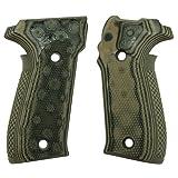 Sig P226 G10 Grip Kit Chk G-M Grn