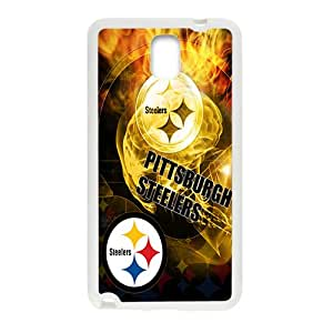 pittsburgh steelers logo Phone Case for Samsung Galaxy Note3 Case