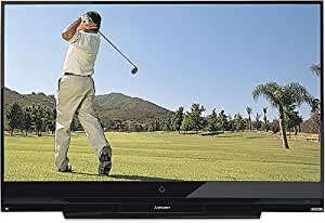 Mitsubishi WD57833 57-inch 1080p DLP Rear Projection HDTV