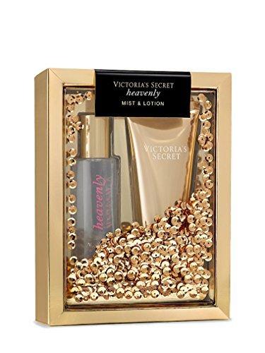 Victoria's Secret Heavenly Mist & Lotion Gift Set (Victoria Secret Set)